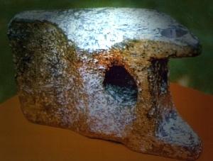 Загадка Аюдского топорика, найденного в костях мастодонта