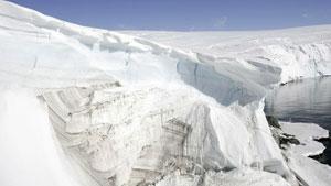 Таинственное озеро Восток в Антарктиде